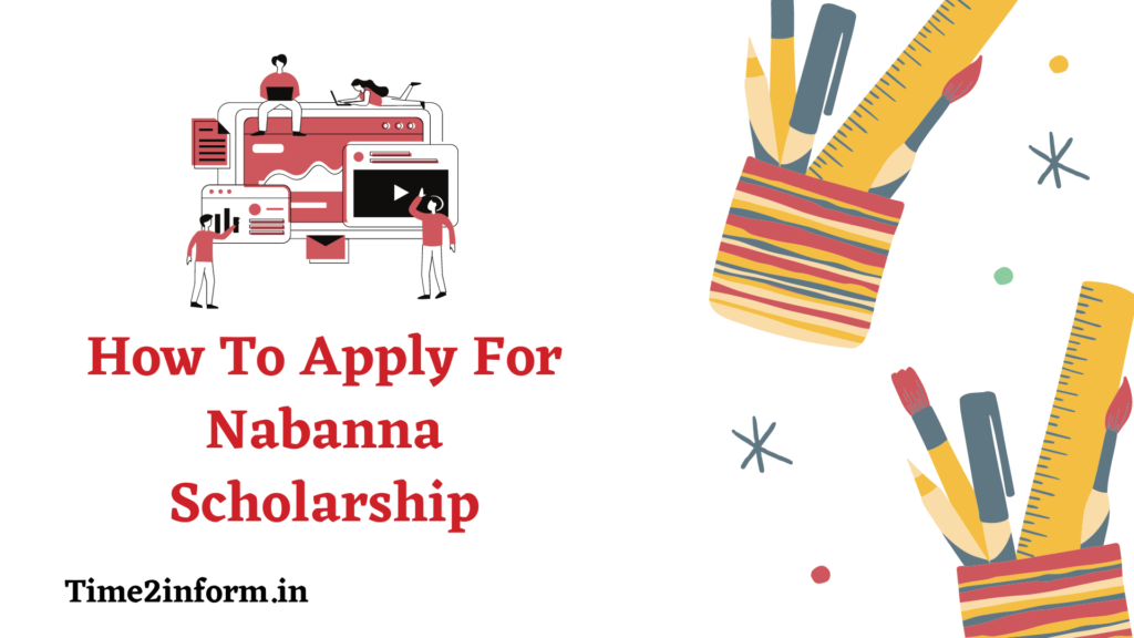 How to apply for Nabanna Scholarship