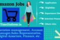 Amazon Jobs 2021- Some Distinguished Details Check Now