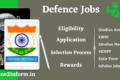 Defence Jobs – Eligibility, Application And More Significant Details Now