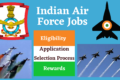 Indian Air Force Jobs -Superb Current Vacancies Details Check Now