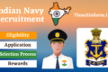 Indian Navy Recruitment – All Innovative Post Details  Check Now