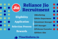 Reliance Jio Recruitment 2021 – All Meticulous Details Glance Now
