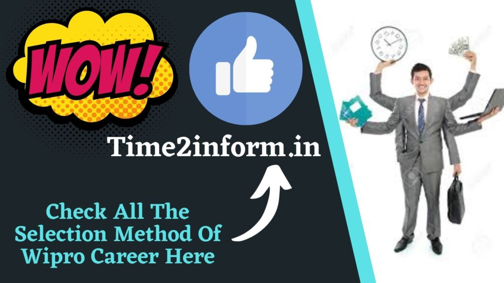 Wipro Career Selection
