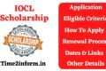 IOCL SCHOLARSHIP – Exclusive Details Check Now