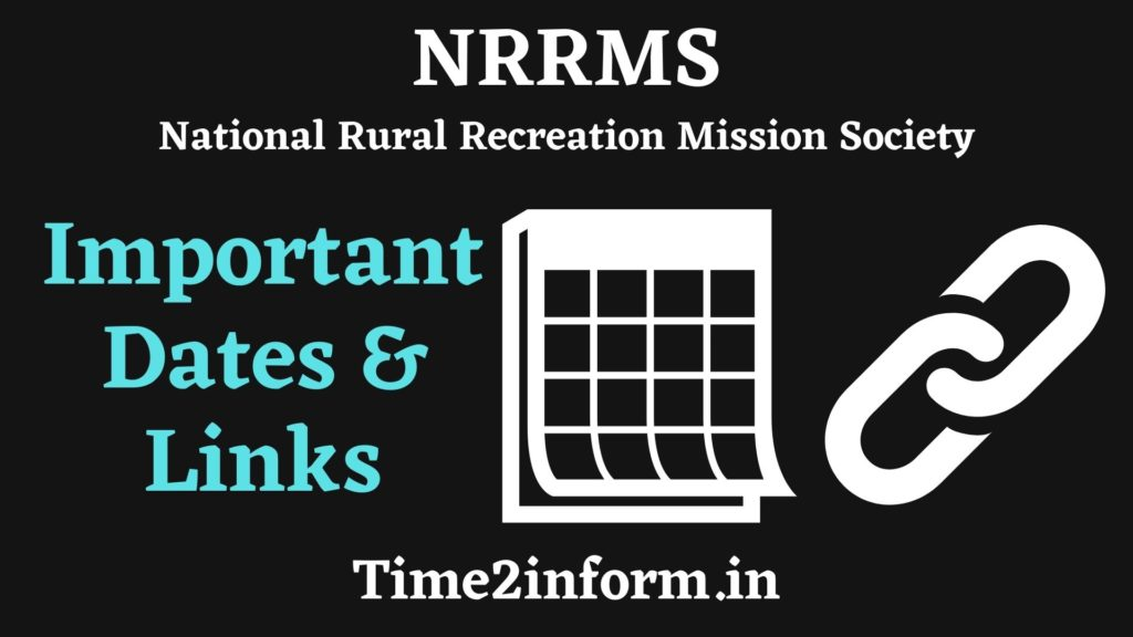 NRRMS date & link