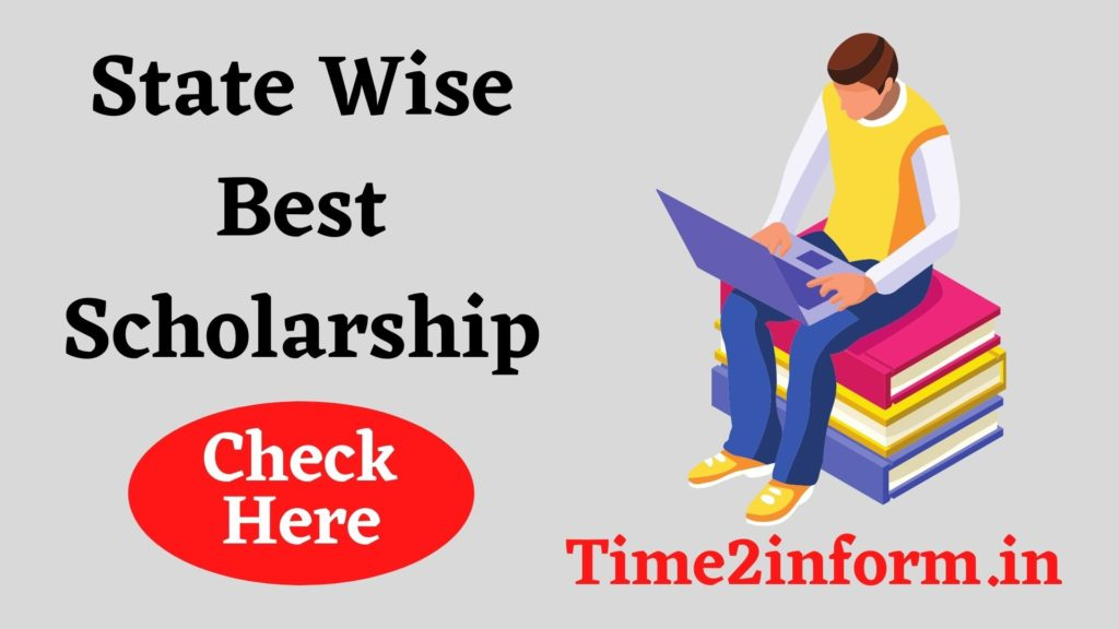 state wise Scholarship
