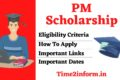 PM Scholarship – Helpful Details You Should Know