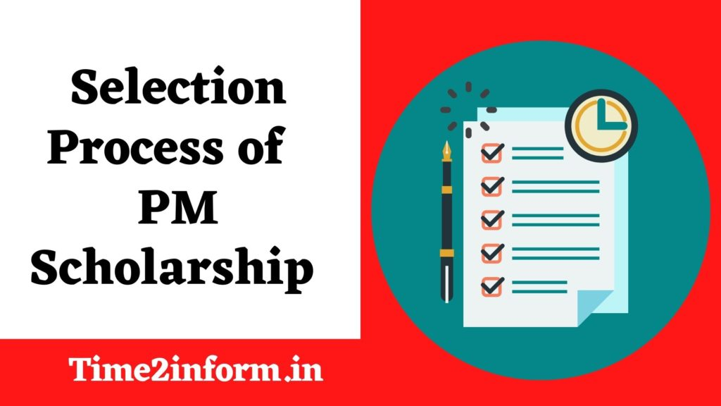 PM Scholarship selection