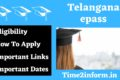 Telangana epass – Check all the Useful details Here