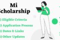 Mi Scholarship – All the Important Details Available Here