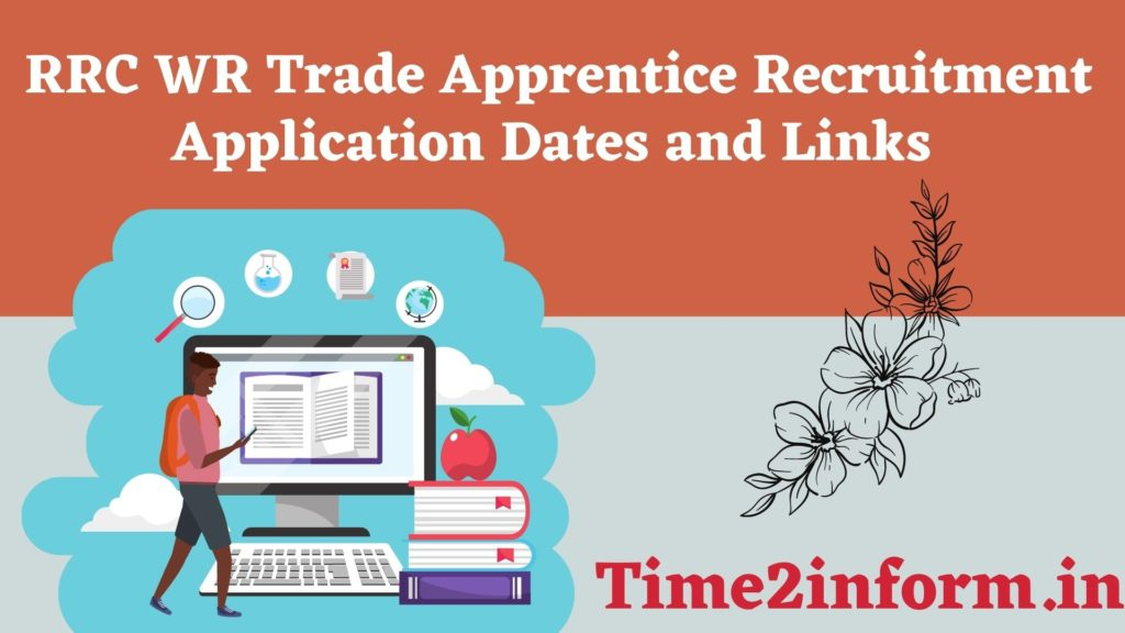 RRC WR Trade Apprentice Recruitment Application Dates and Links