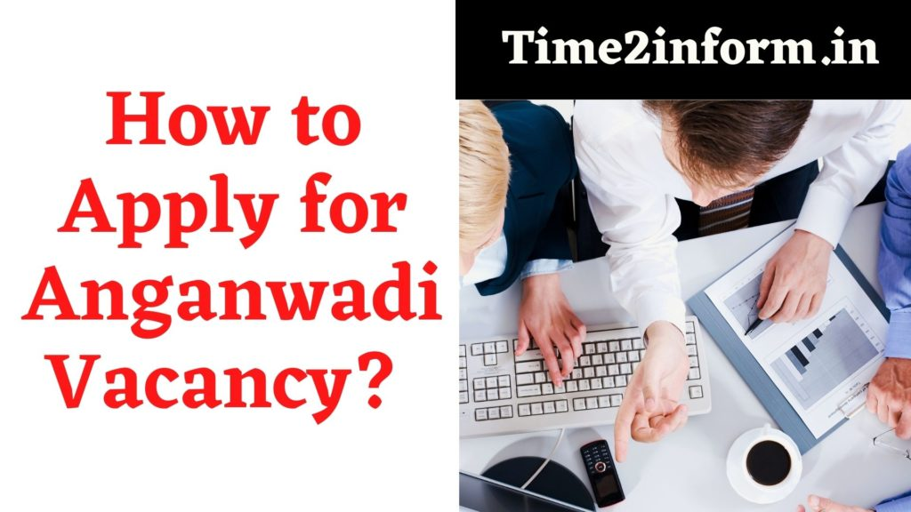 How to Apply for Anganwadi Vacancy